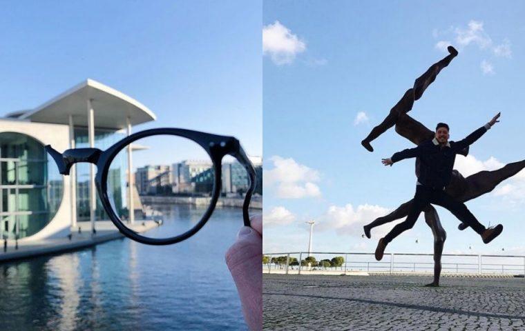 Dieser Instagram-Kanal beeindruckt mit optischen Täuschungen
