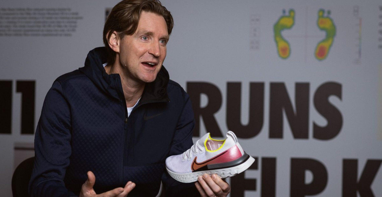 """""""Innovation ist Chaos"""" – Matt Nurse entwickelt für Nike im Labor die Laufschuhe der Zukunft"""