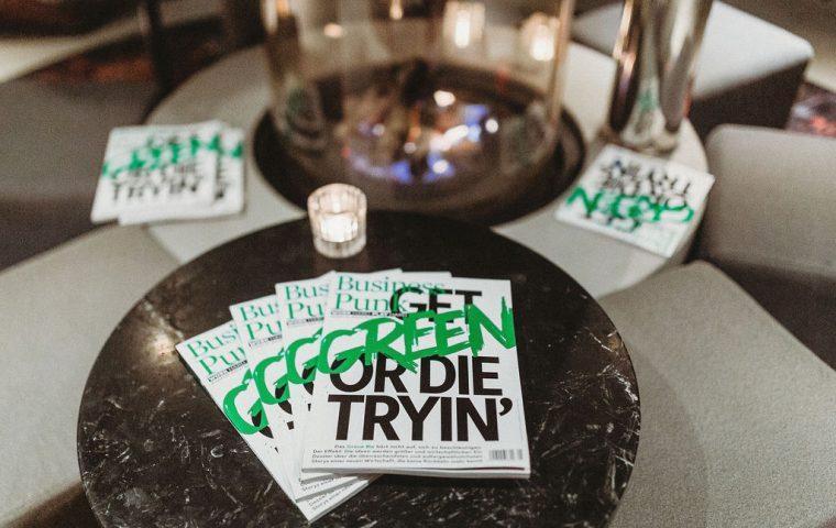 Magazin-Release & Drinks #1: Wir stoßen auf unser neues Heft an!