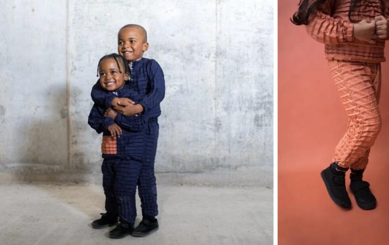 Kinderkleidung, die mitwächst – Londoner Startup denkt Fashion weiter