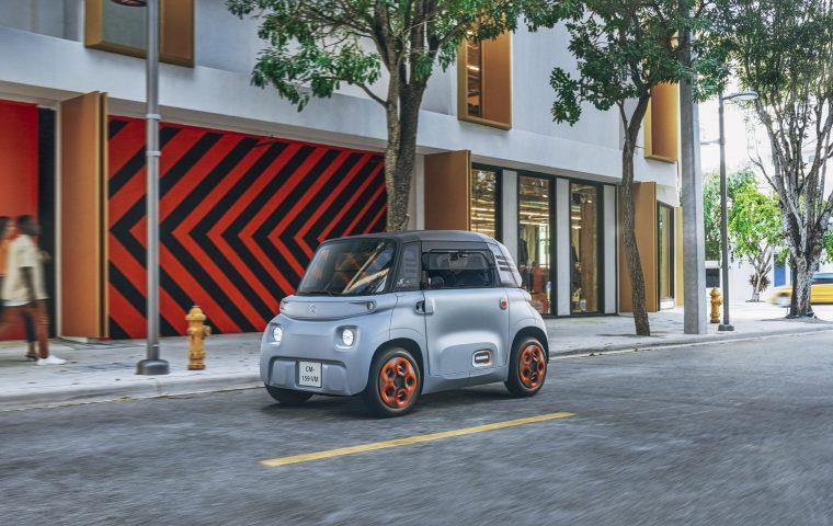 Citroën schickt bald ein E-Miniauto auf die Straßen, mit dem sogar 16-Jährige fahren dürfen
