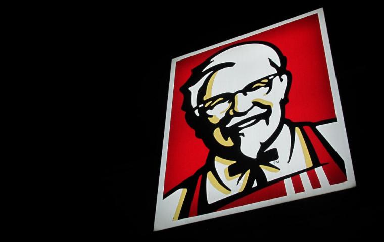 Erste Veggie-Filiale der Welt: KFC testet fleischfreie Woche