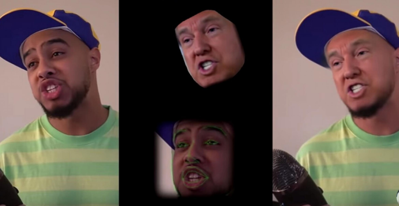 Deepfake-Technologie zeigt, wie einfach man zu Will Smith oder Donald Trump werden kann