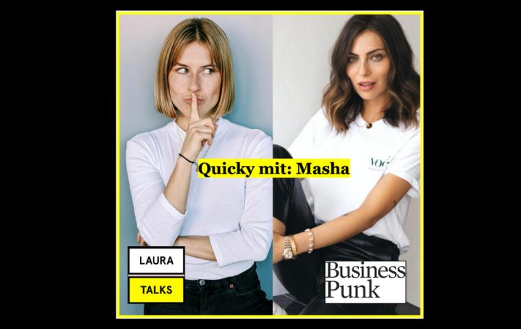 """""""Laura Talks"""": Laura Lewandowski im Interview mit Influencerin Masha"""
