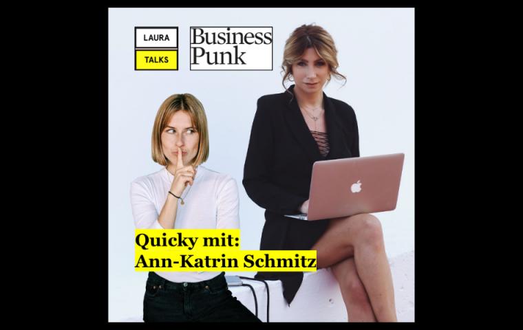 """Laura Talks"": Laura Lewandowski im Interview mit Social-Media-Beraterin Ann-Katrin Schmitz"