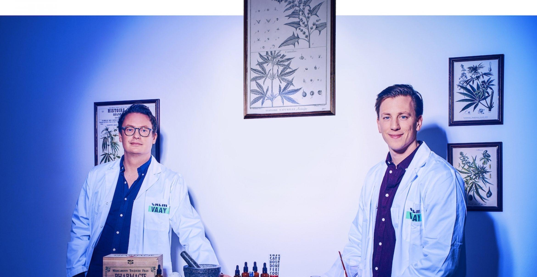Wie die zwei Gründer der Sanity Group den CBD-Markt aufmischen wollen