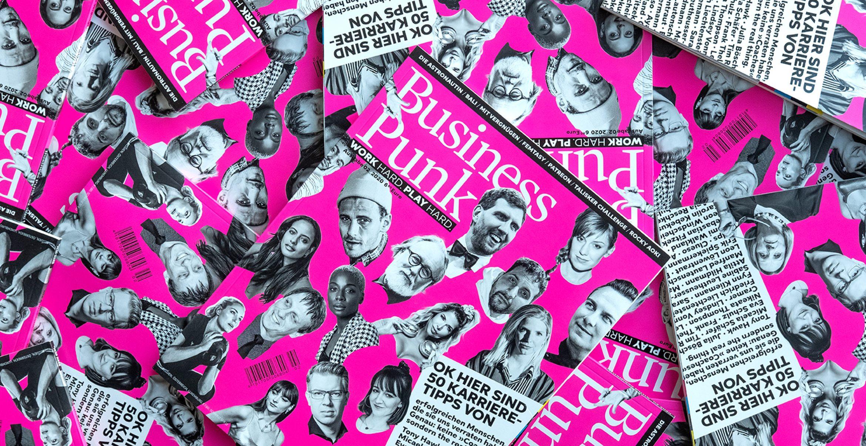 Die neue Business-Punk-Ausgabe ist da!
