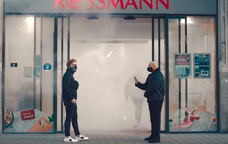 Wie Rossmann mit einem Werbespot die deutsche Clubszene supporten will