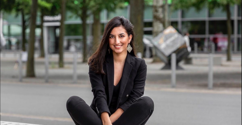 """Aya Jaff: """"Die Börse ist für jeden da, nicht nur für alte, reiche Männer"""""""