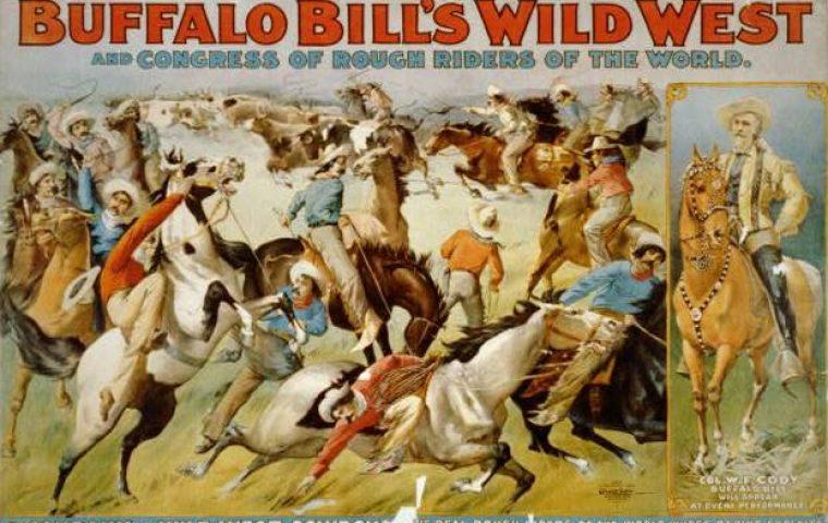 Der Prototyp aller Influencer*innen: Lernen von Legenden mit Buffalo Bill