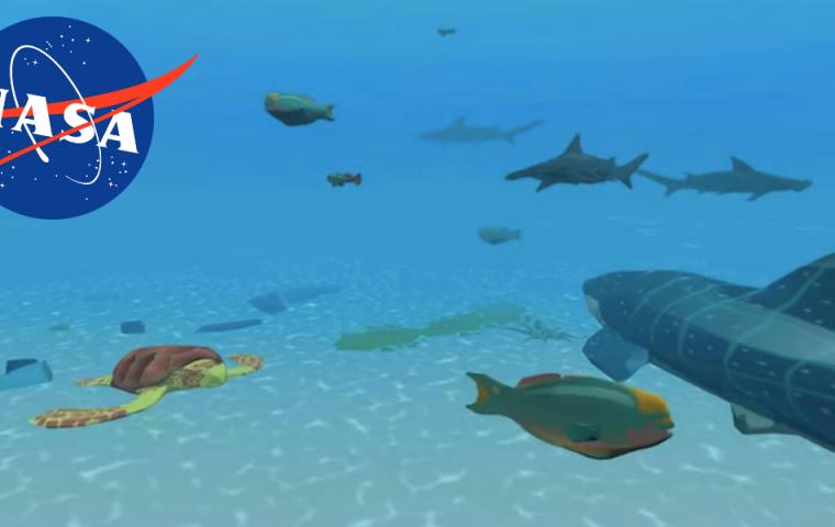 Mit diesem Videospiel kannst du der NASA dabei helfen, die Meeresböden zu erforschen