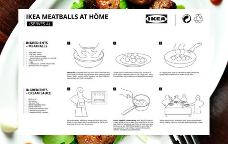 Ikea lüftet das Geheimnis um die berühmte Köttbullar-Rezeptur