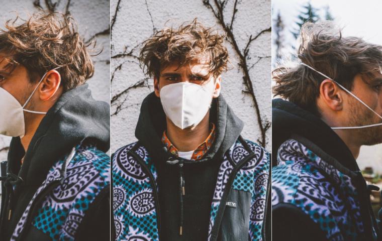 Tausendsassa Fynn Kliemann produziert jetzt Mundschutzmasken im riesigen Stil
