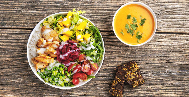 Fünf Ideen für besseres Essen