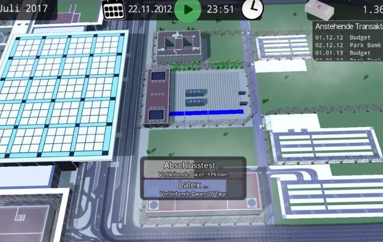 Der Postillon hat ein Videospiel über den Pannenflughafen BER veröffentlicht