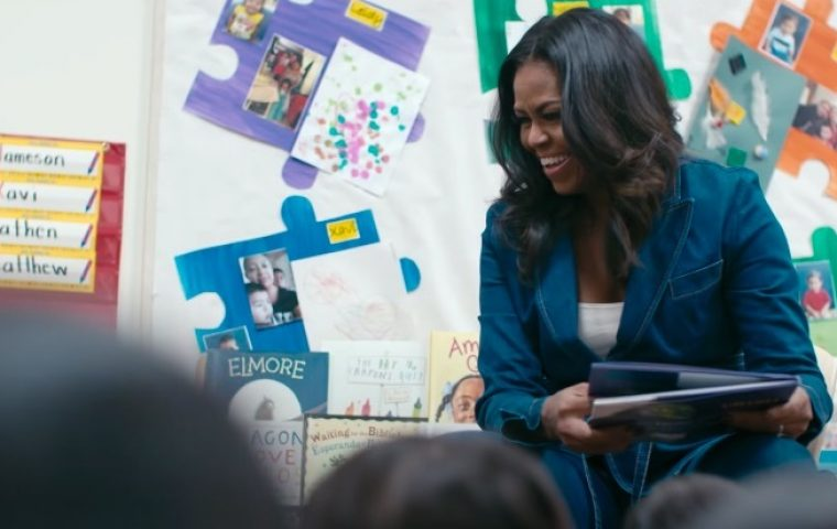 "Staff-Picks: Doku ""Becoming"" auf Netflix über Michelle Obama will jungen Frauen Mut machen"