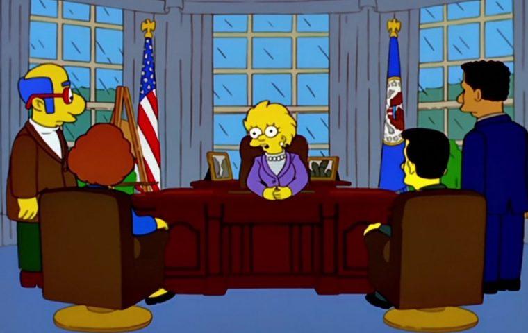 """Interaktive Grafik zeigt, wie lange es dauerte, bis alle Vorhersagen der """"Simpsons"""" wahr wurden"""