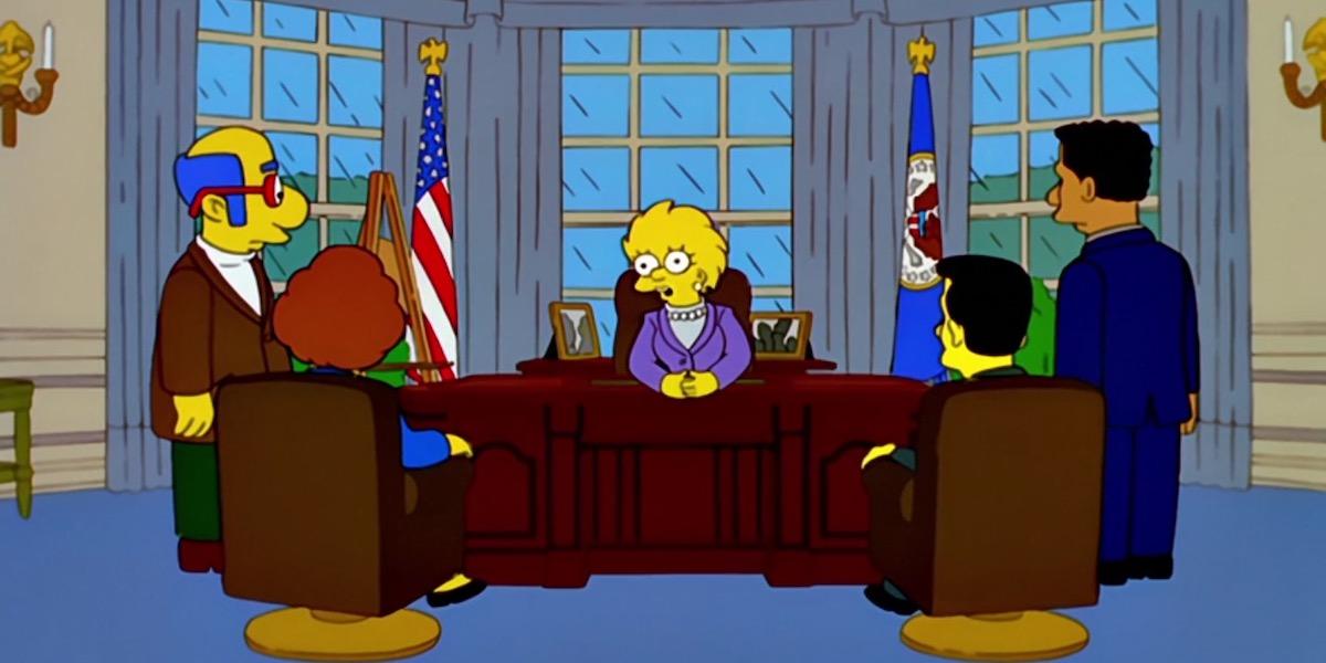 Alle Simpsons Vorhersagen