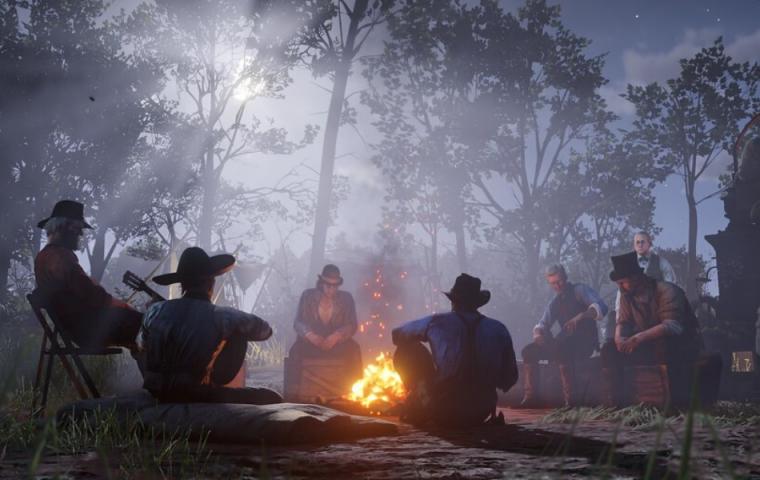 """Kein Bock auf Zoom und Co.: Dieses Team nutzt für Meetings """"Red Dead Redemption II"""""""