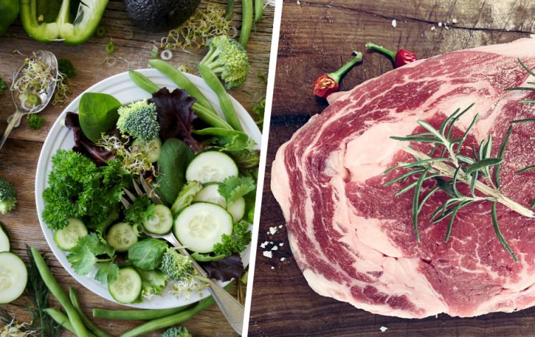 Forsa-Umfrage: Immer mehr Deutsche verzichten auf Fleisch