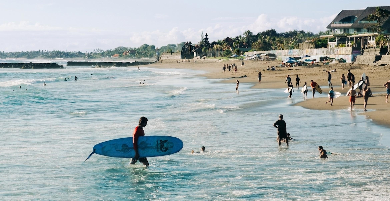 Arbeiten im Paradies: Wer im Remote-Work-Biz was auf sich hält, ist auf Bali