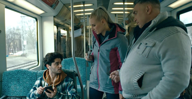 """Werbung Next Level: S-Bahn Berlin bringt eigene Webserie namens """"Das Netz"""" raus"""