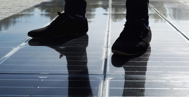 Strom aus dem Boden: Platio entwickelt Pflastersteine mit Solarkollektoren