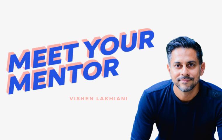 MEET YOUR MENTOR: #3 Vishen Lakhiani erklärt, wie man Bullshit-Regeln bricht