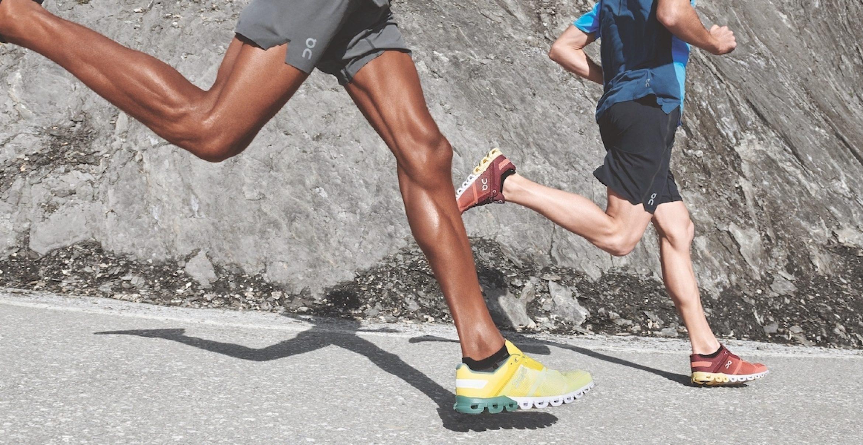 Wie die Schweizer von On das Rennen um die besten Laufschuhe wieder spannend machen