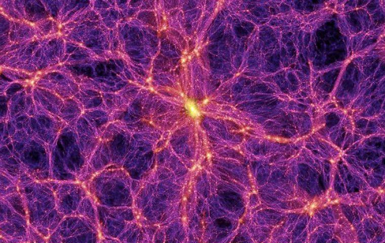 Forschende entdecken eine der größten Galaxie-Ansammlungen im Universum
