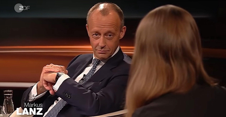 """""""Bei allem Respekt"""" – Luisa Neubauer gibt Friedrich Merz eine Realitätsschelle"""
