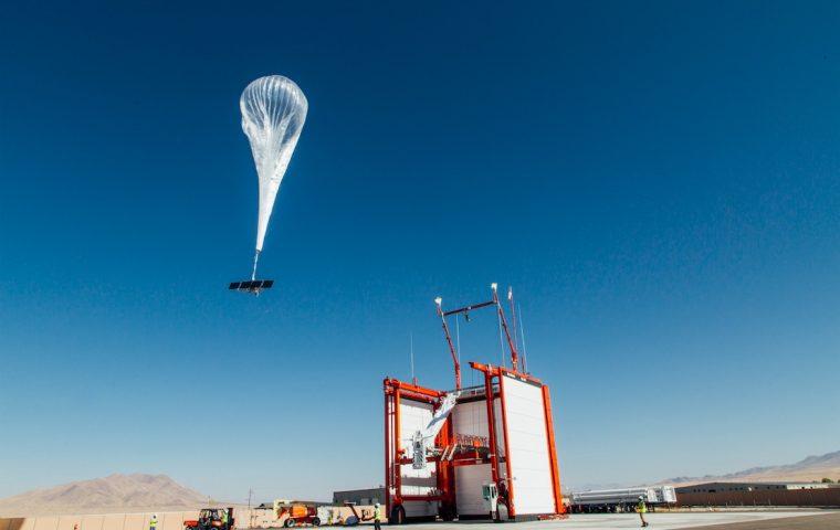 In Kenia versorgen jetzt Internet-Ballons die Menschen mit einem Mobilfunknetz