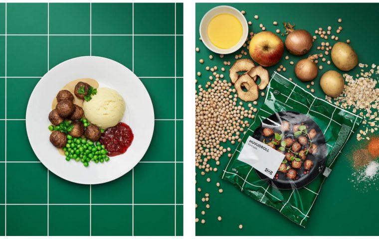 Ein Veggietraum wird wahr: Bald gibt's bei Ikea vegane Köttbullar!
