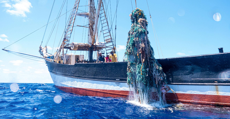 Neuer Rekord: Crew sammelt auf einer Tour 103 Tonnen Plastik aus dem Pazifik