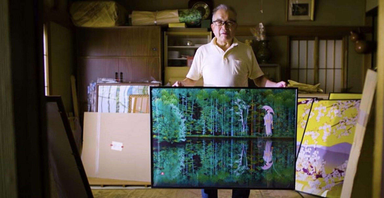 Vergesst Microsoft Paint – Dieser Japaner malt seine Bilder mit Excel