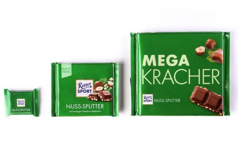 Gerichtsurteil: Ritter Sport bleibt einzige quadratische Schokolade