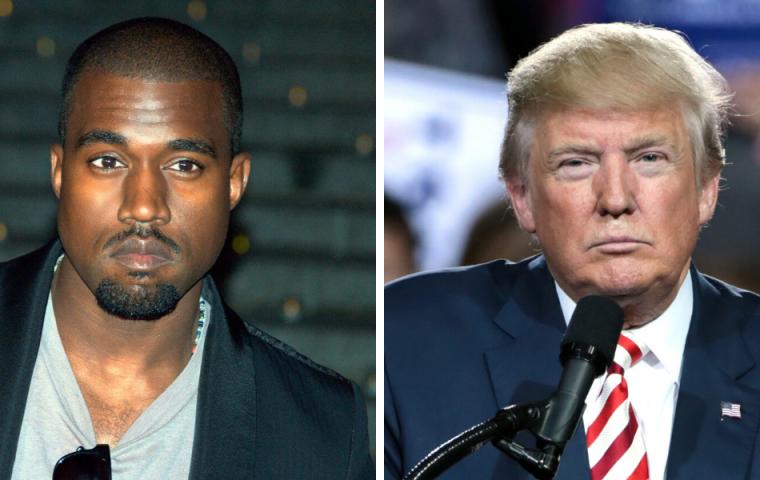 Warum auch nicht? Kanye West will dieses Jahr US-Präsident werden