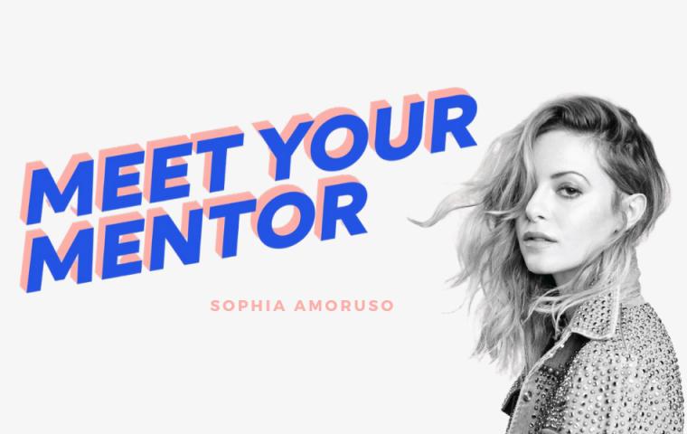 Meet Your Mentor: #4 Sophia Amoruso über Eigenschaften, die ein Girl(boss) der Zukunft braucht