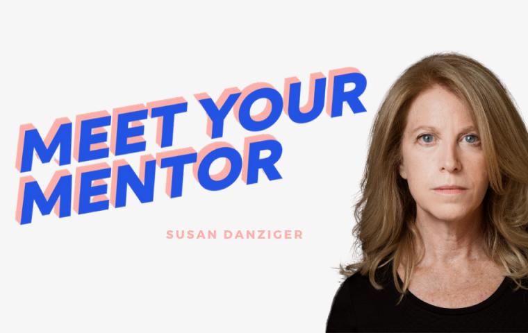 MEET YOUR MENTOR: #5 Susan Danziger – Träume ermöglichen durch bedingungsloses Grundeinkommen
