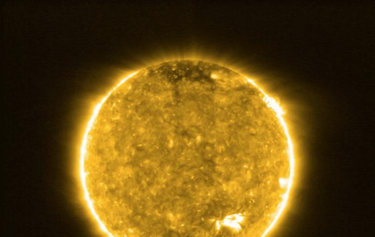 Post aus dem All: Raumsonde schickt erstaunliche Fotos der Sonne zur Erde