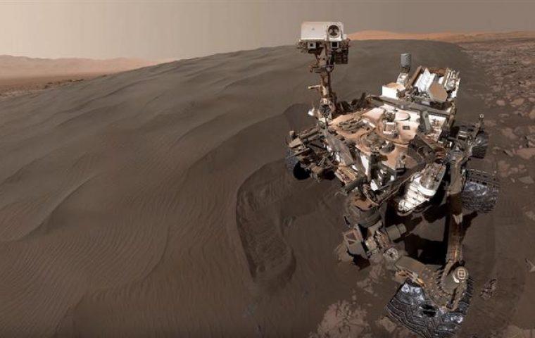 Danke, Marsrover: Schaut euch die unglaublichen Aufnahmen des Mars in 4K an