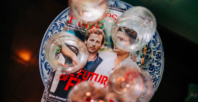 #4: Ni hao, neues Heft! So feiert die Business Punk Redaktion im China Club Berlin
