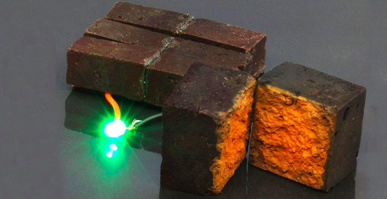 Forscher*innen machen Ziegelsteine zu Akkus – was können die neuen Super-Bricks?