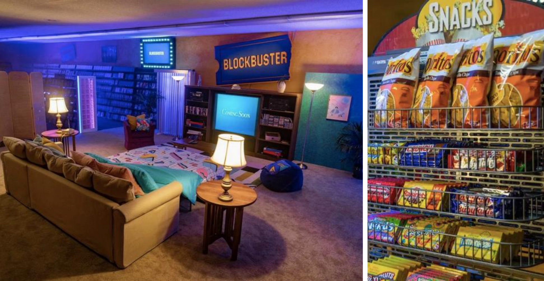 Der ultimative 90er-Filmabend: Videothek bietet Übernachtungen via Airbnb an