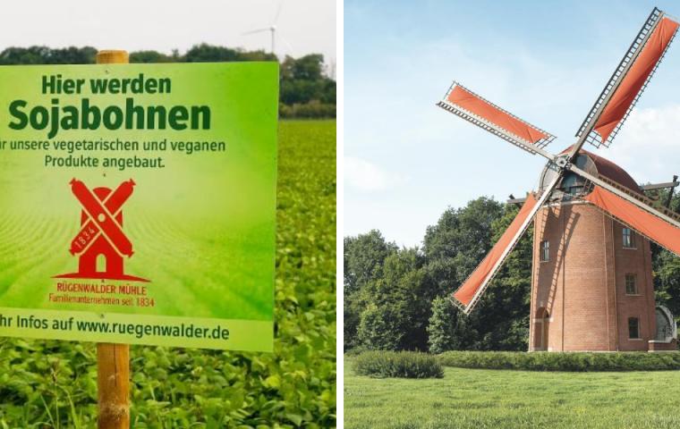 Wurstunternehmen Rügenwalder Mühle verkauft erstmals mehr Veggie-Fleisch als Fleisch-Fleisch