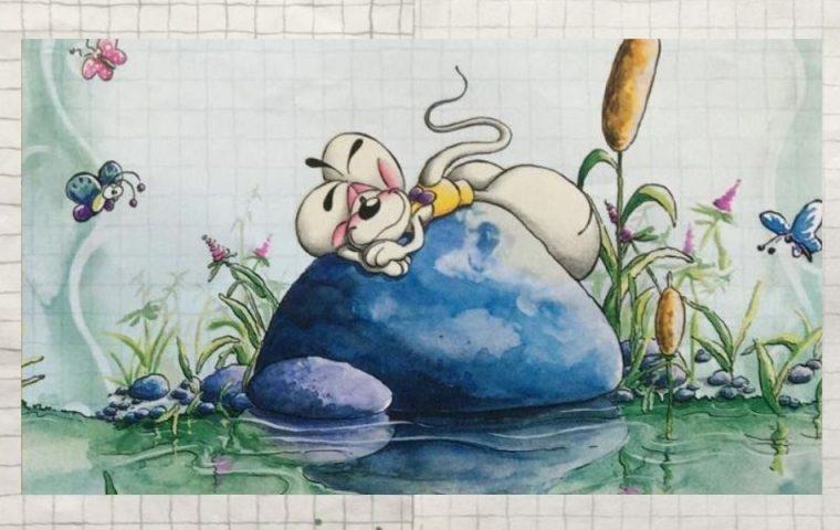Die Diddl-Maus wird 30: Wegen ihr haben wir mit Schreibblock-Blättern gedealt als gäb's kein Morgen mehr