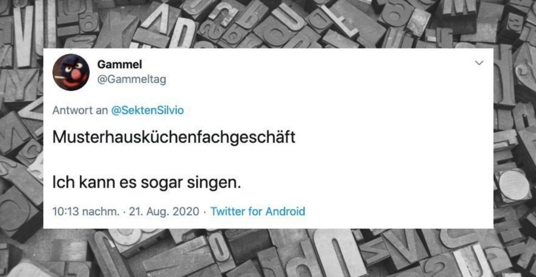 Was ist das deutscheste Wort aller Zeiten? Diese zwölf Tweets liefern eine Antwort