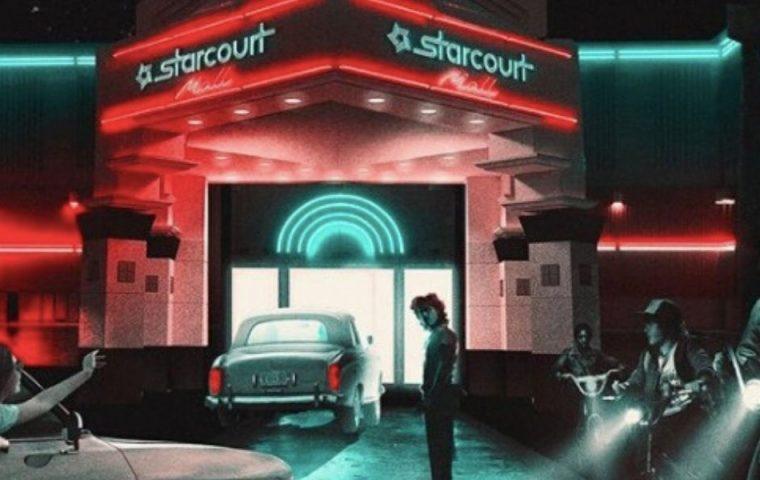 """""""Stranger Things"""" als Drive-in-Event: Netflix macht mal wieder Next-Level-Kampagne"""