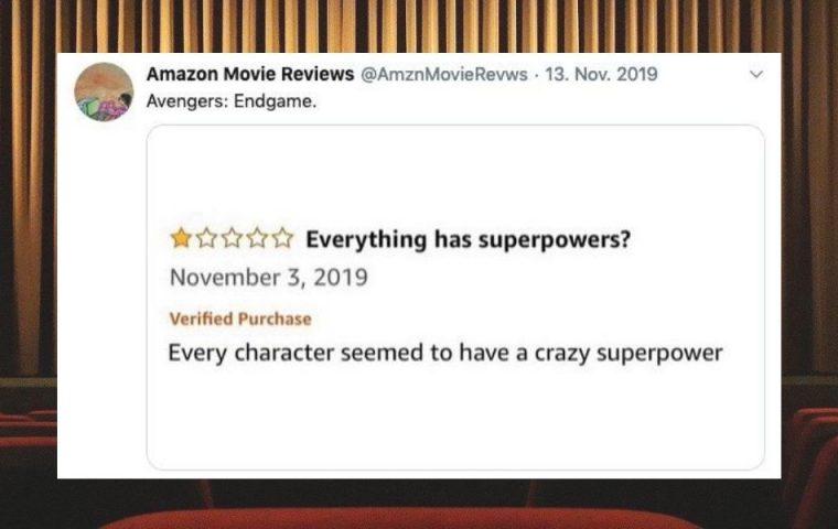 Bitte was? Diese zehn Amazon-Bewertungen roasten eure Lieblingsfilme