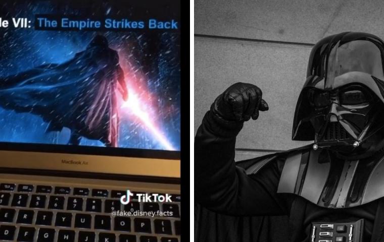 """Junger """"Star Wars""""-Fan zeigt, warum die Titel aller neun Filme vertauscht werden müssten"""